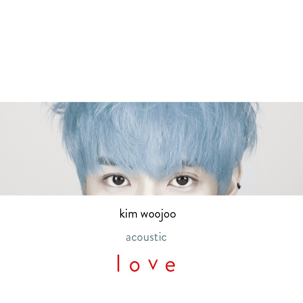 [Lyrics]Kim Woo Joo -I Love You (accoustic.ver)